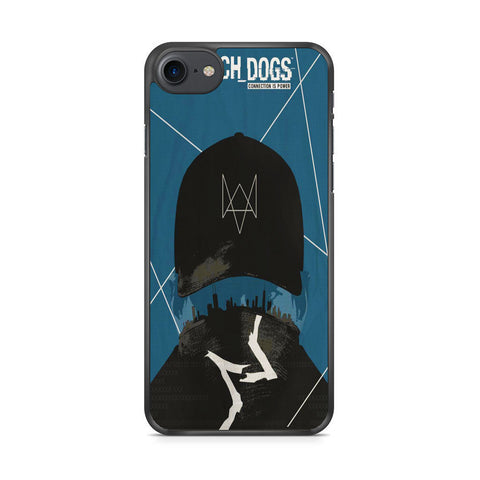 Watch Dogs Connection Is Power iPhone 7 Case