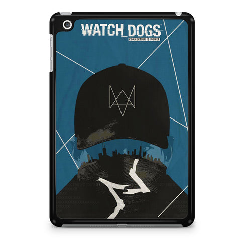 Watch Dogs Connection Is Power iPad Mini 4 Case