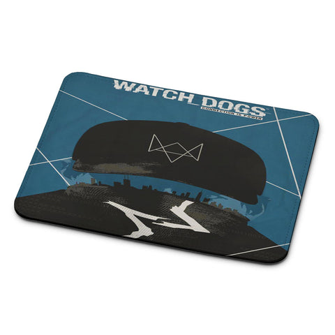 Watch Dogs Connection Is Power Mouse Pad