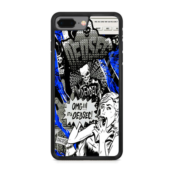 Watch Dogs Omg It's Dedsec iPhone 8 Plus Case