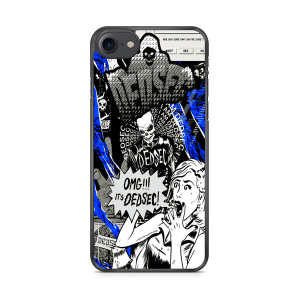 Watch Dogs Omg It's Dedsec iPhone 7 Case