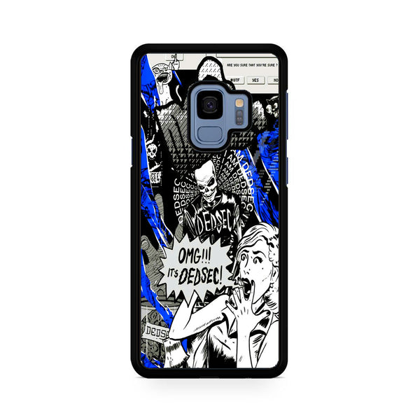 Watch Dogs Omg It's Dedsec Samsung Galaxy S9 | S9 Plus Case