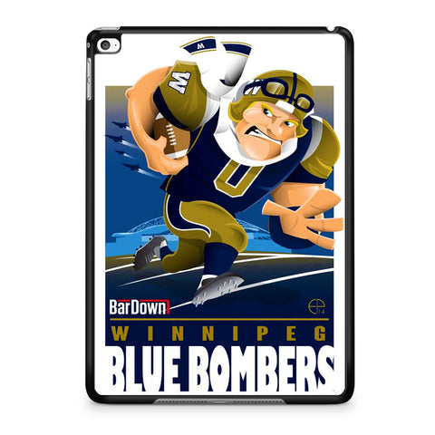 Winnipeg Blue Bombers NFL Team iPad Air | Air 2 Case