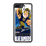 Winnipeg Blue Bombers NFL Team iPhone 7 Plus Case