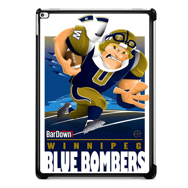 Winnipeg Blue Bombers NFL Team iPad Pro 12.9 Inch Case