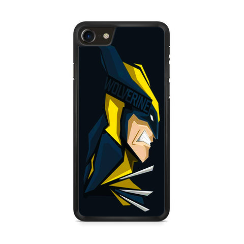Wolverine Pop Head iPhone 8 Case