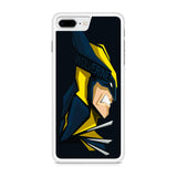 Wolverine Pop Head iPhone 8 Plus Case