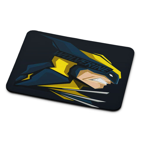 Wolverine Pop Head Mouse Pad