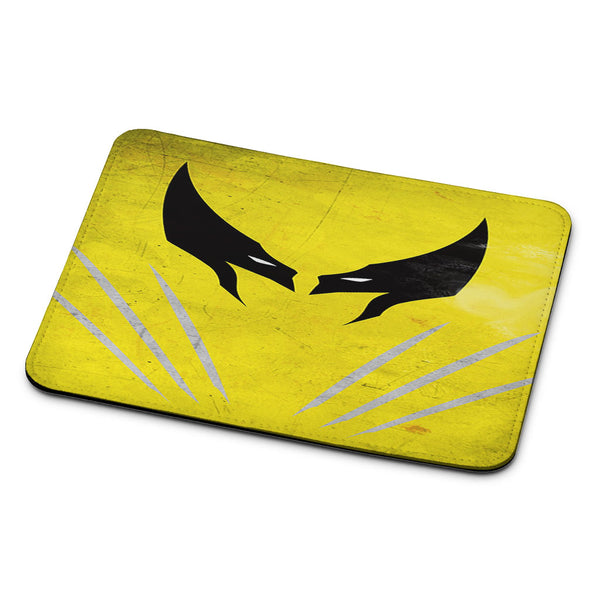 Wolverine Vector Mouse Pad
