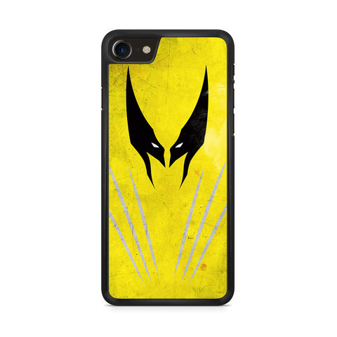 Wolverine Vector iPhone 8 Case