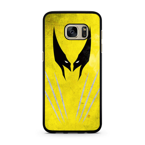 Wolverine Vector Samsung Galaxy S7 | S7 Edge Case