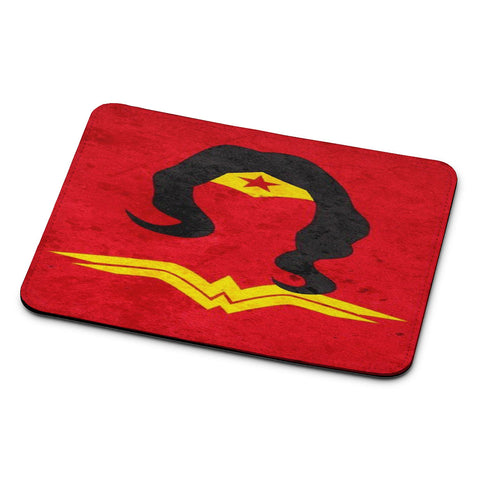 Wonder Woman DC Superhero Mouse Pad