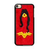 Wonder Woman DC Superhero iPod Touch 6 Case