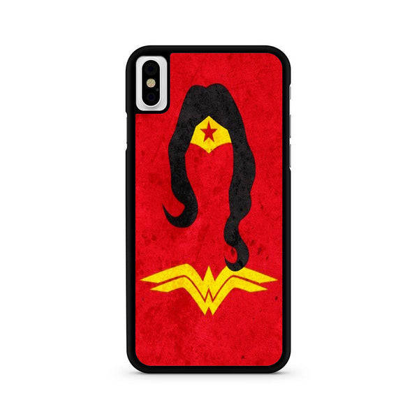 Wonder Woman DC Superhero iPhone X | XR | XS | XS Max Case