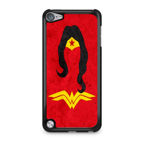 Wonder Woman DC Superhero iPod Touch 5 Case