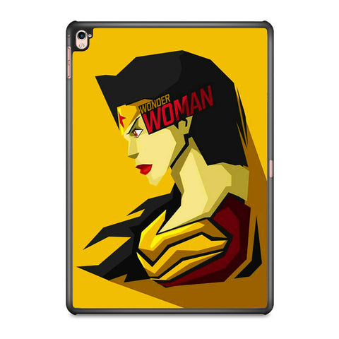 Wonder Woman Pop Head iPad Pro 9.7 Inch Case