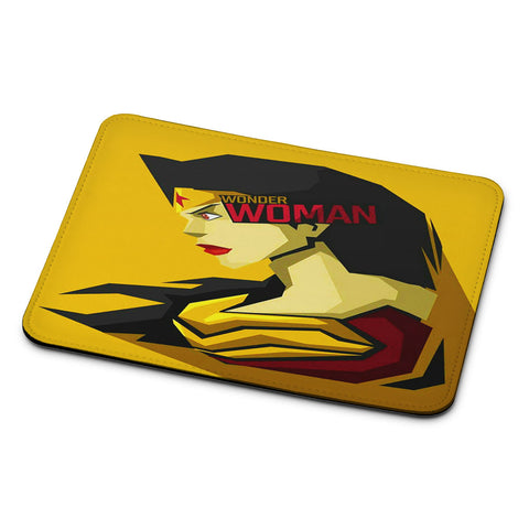 Wonder Woman Pop Head Mouse Pad