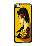 Wonder Woman Pop Head iPod Touch 6 Case