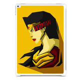Wonder Woman Pop Head iPad Pro 12.9 Inch Case