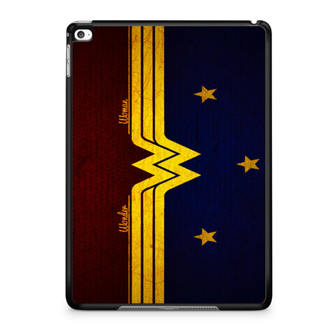 Wonder Woman Red Blue Logo iPad Air | Air 2 Case