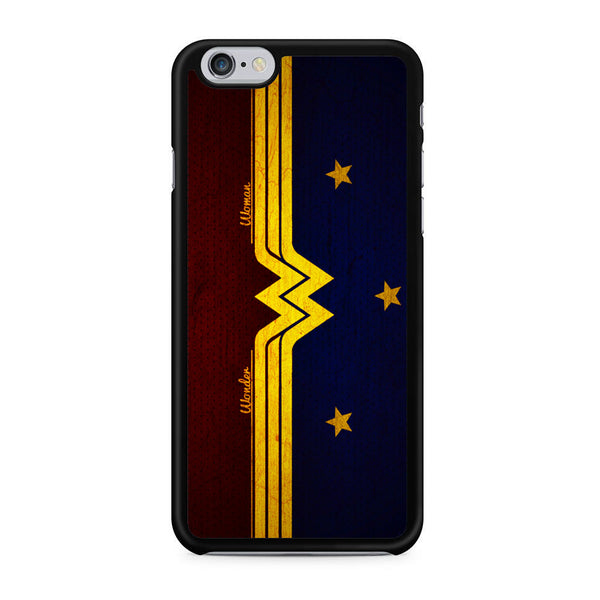 Wonder Woman Red Blue Logo iPhone 6 | 6S Case