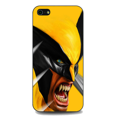 X-Men Wolverine Rage iPhone 5 | 5S | SE Case