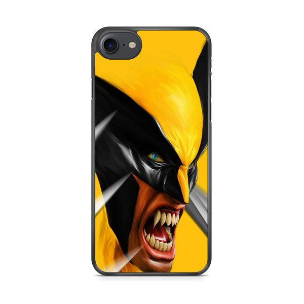 X-Men Wolverine Rage iPhone 7 Case