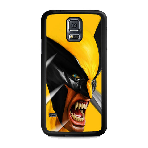 X-Men Wolverine Rage Samsung Galaxy S5 Case
