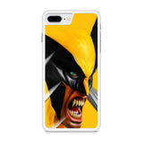 X-Men Wolverine Rage iPhone 8 Plus Case