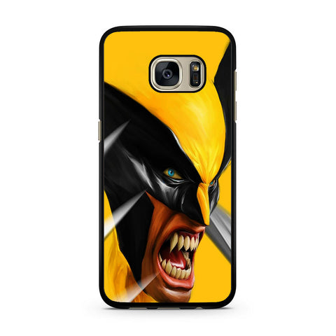 X-Men Wolverine Rage Samsung Galaxy S7 | S7 Edge Case