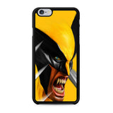 X-Men Wolverine Rage iPhone X | XR | XS | XS Max Case