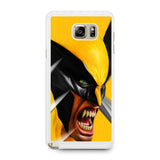 X-Men Wolverine Rage Samsung Galaxy Note 5 Case