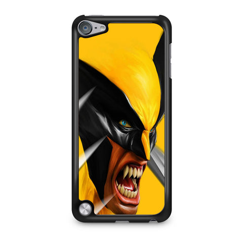X-Men Wolverine Rage iPod Touch 5 Case