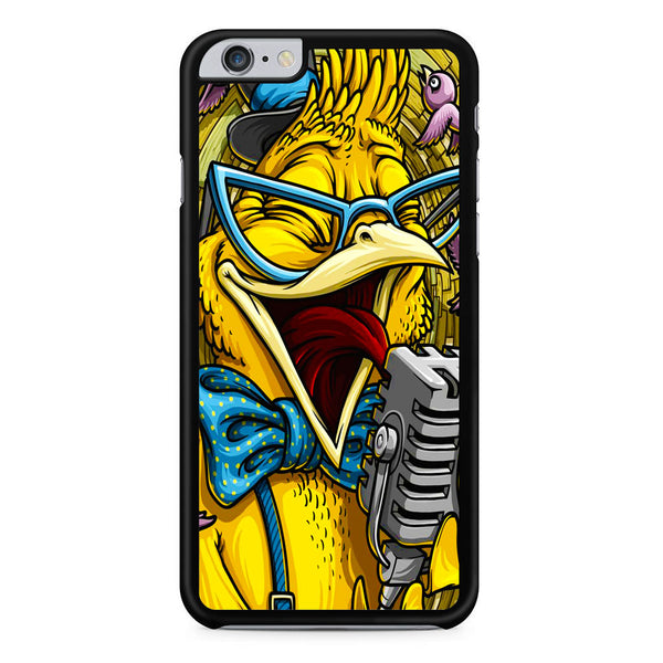 Yellow Parrot Sing iPhone 6 Plus | 6S Plus Case