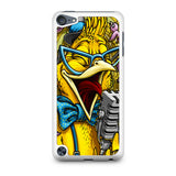 Yellow Parrot Sing iPod Touch 5 Case