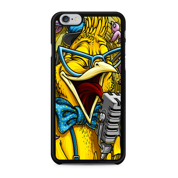 Yellow Parrot Sing iPhone 6 | 6S Case