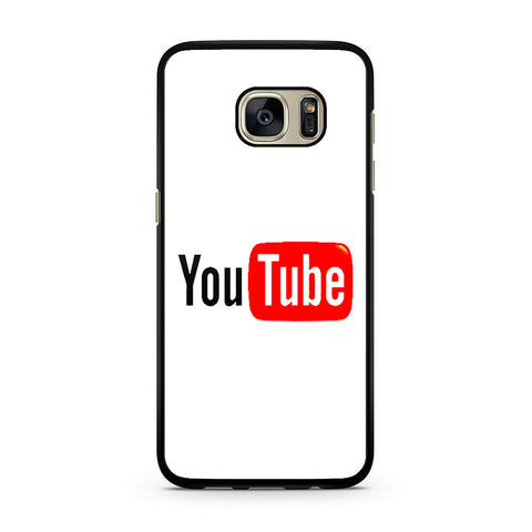 YouTube Logo Samsung Galaxy S7 | S7 Edge Case