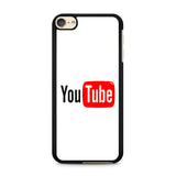 YouTube Logo iPod Touch 6 Case