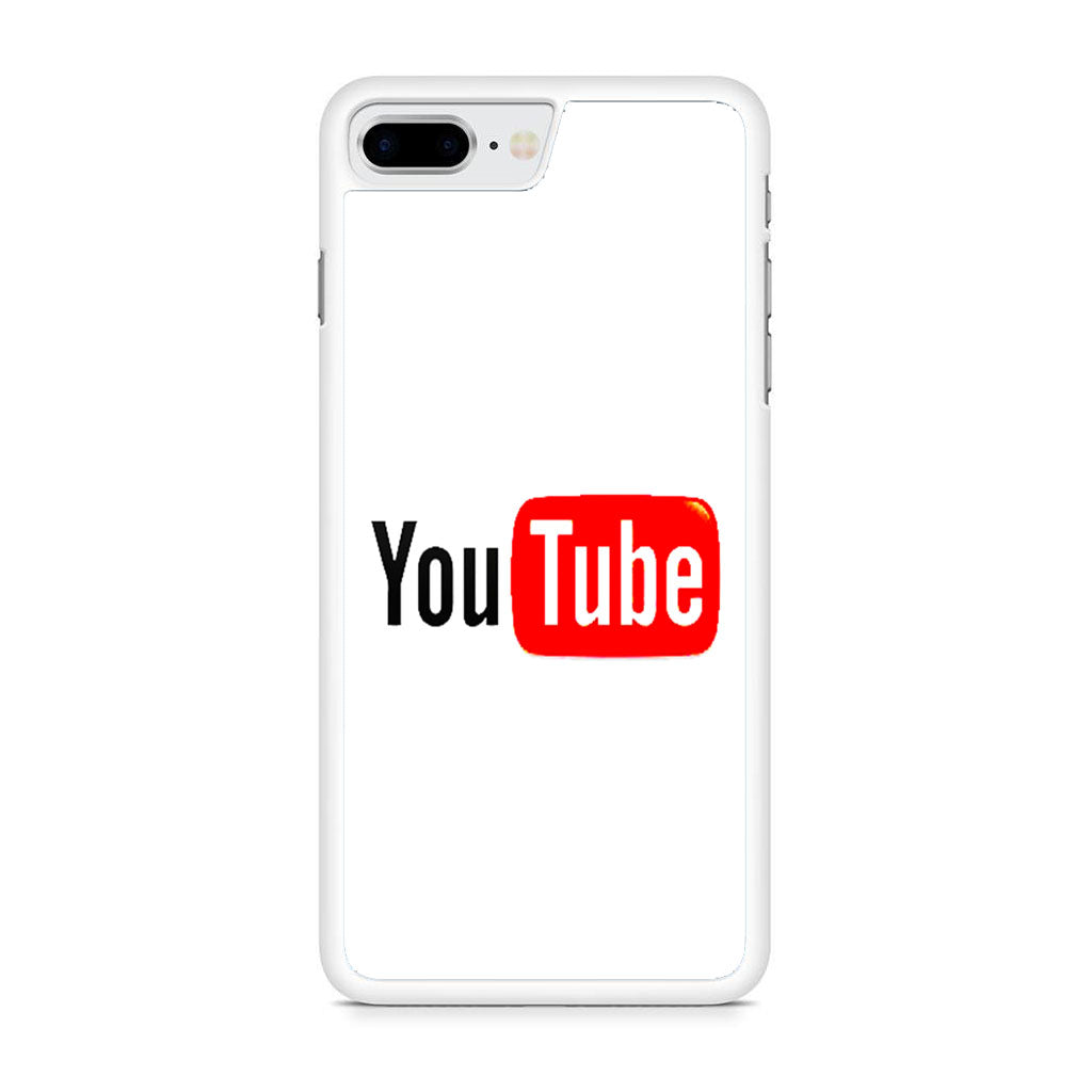YouTube Logo iPhone 8 Plus Case