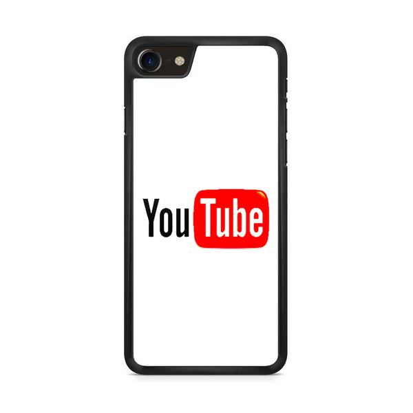YouTube Logo iPhone 8 Case