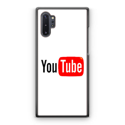 YouTube Logo Samsung Galaxy Note 10 | Note 10 Plus Case