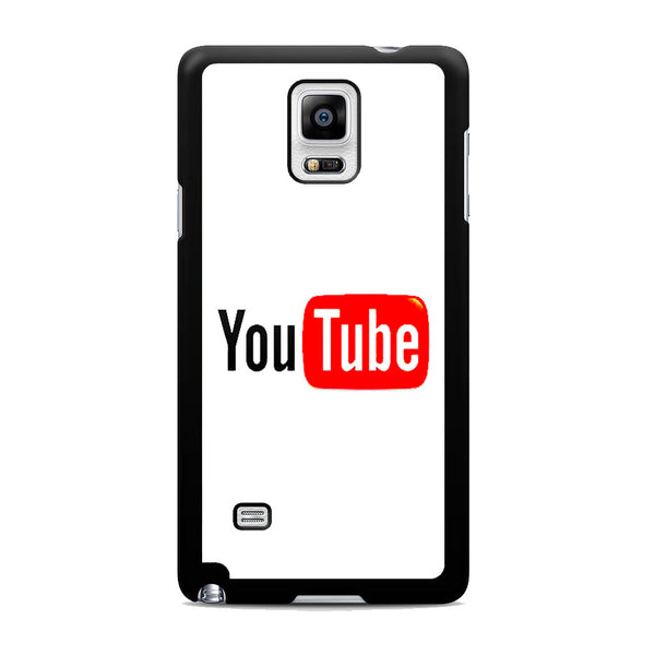 YouTube Logo Samsung Galaxy Note 4 Case