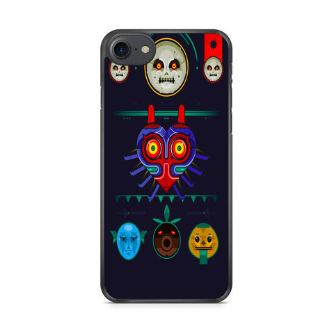 Zelda Majora Mask Vector iPhone 7 Case