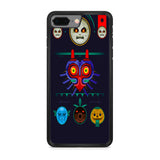 Zelda Majora Mask Vector iPhone 8 Plus Case