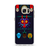 Zelda Majora Mask Vector Samsung Galaxy S7 | S7 Edge Case