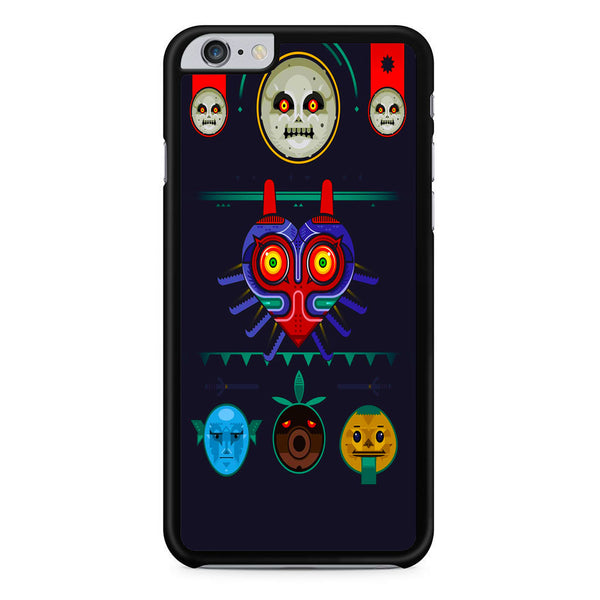 Zelda Majora Mask Vector iPhone 6 Plus | 6S Plus Case