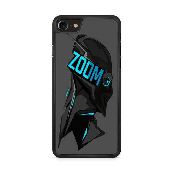 Zoom Pop Head iPhone 8 Case