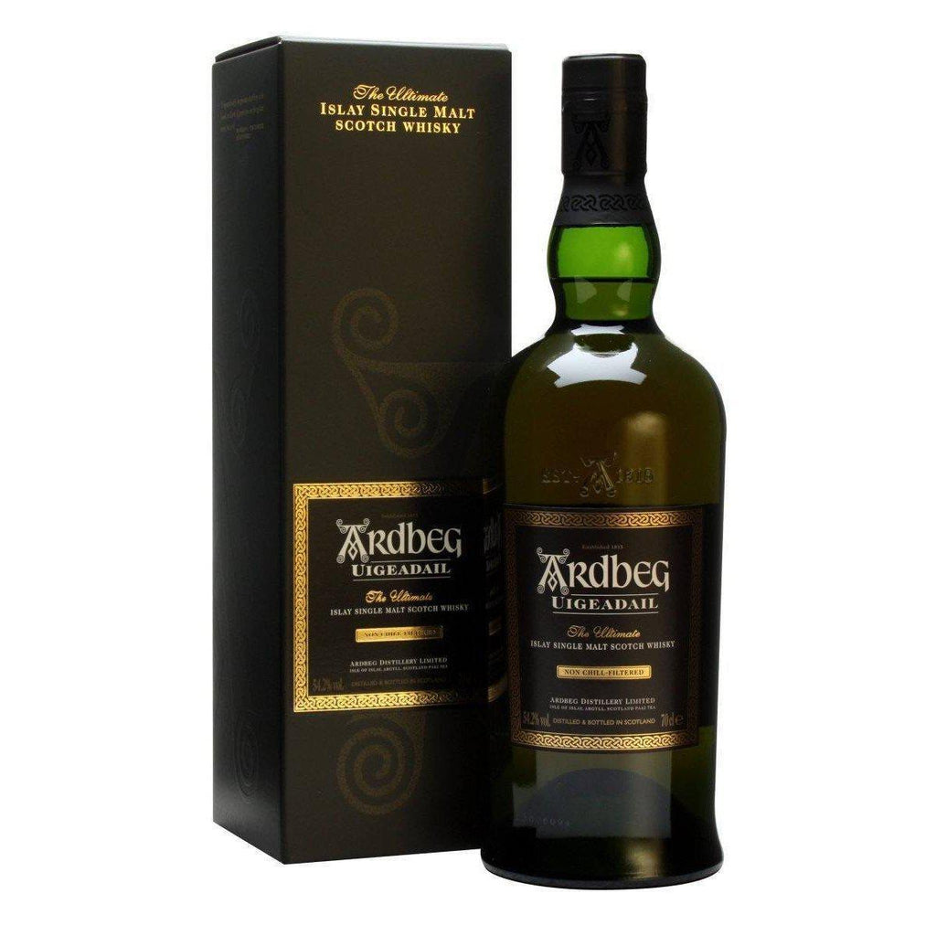 Ardbeg Uigeadail whisky LIQUOR PH 700ml