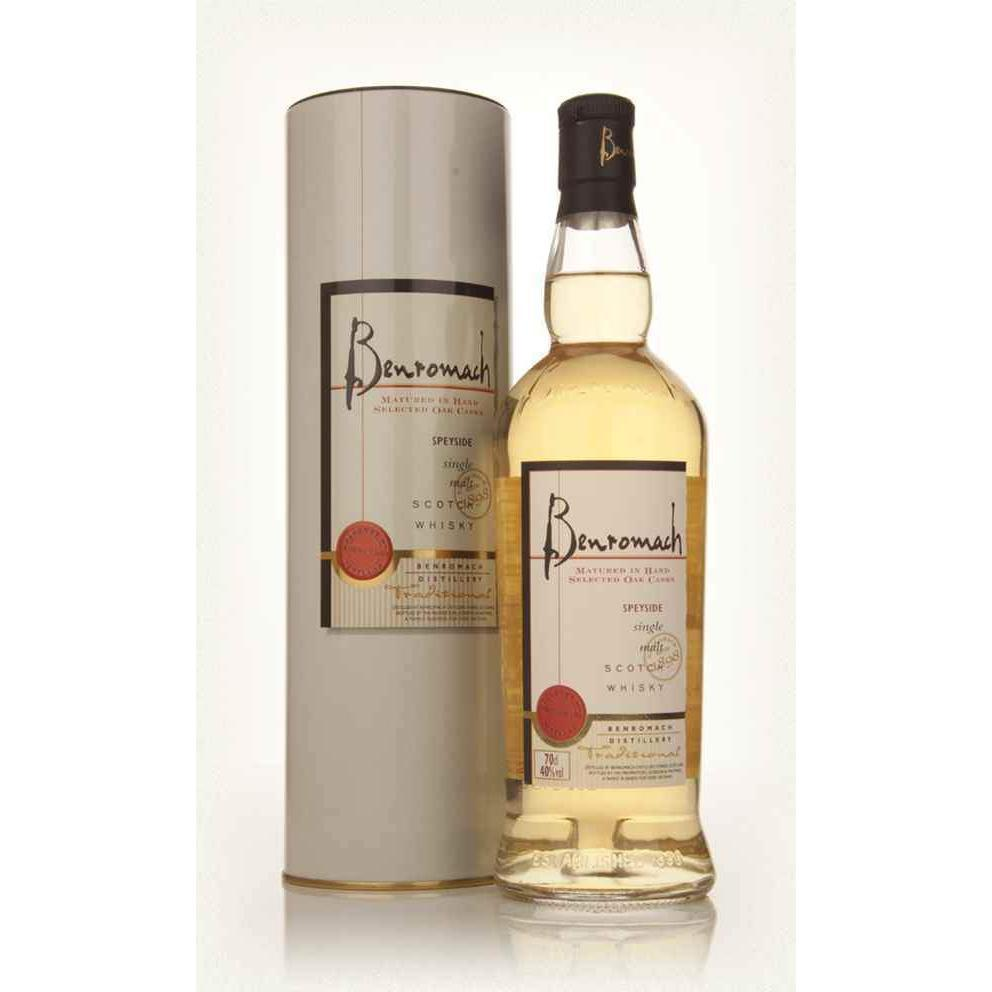 Benromach Traditional whisky LIQUOR PH 700ml