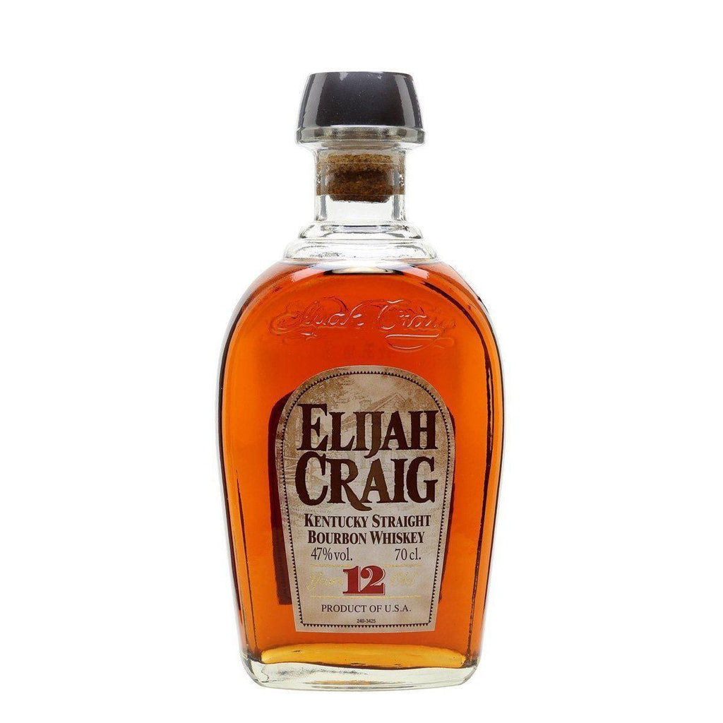 Elijah Craig 12 Year Old whisky LIQUOR PH 700ml